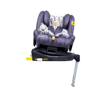 All In All Rotate Car Seat Fika Forest