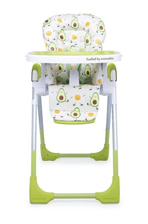 Cosatto Noodle Supa Highchair Strictly Avocados