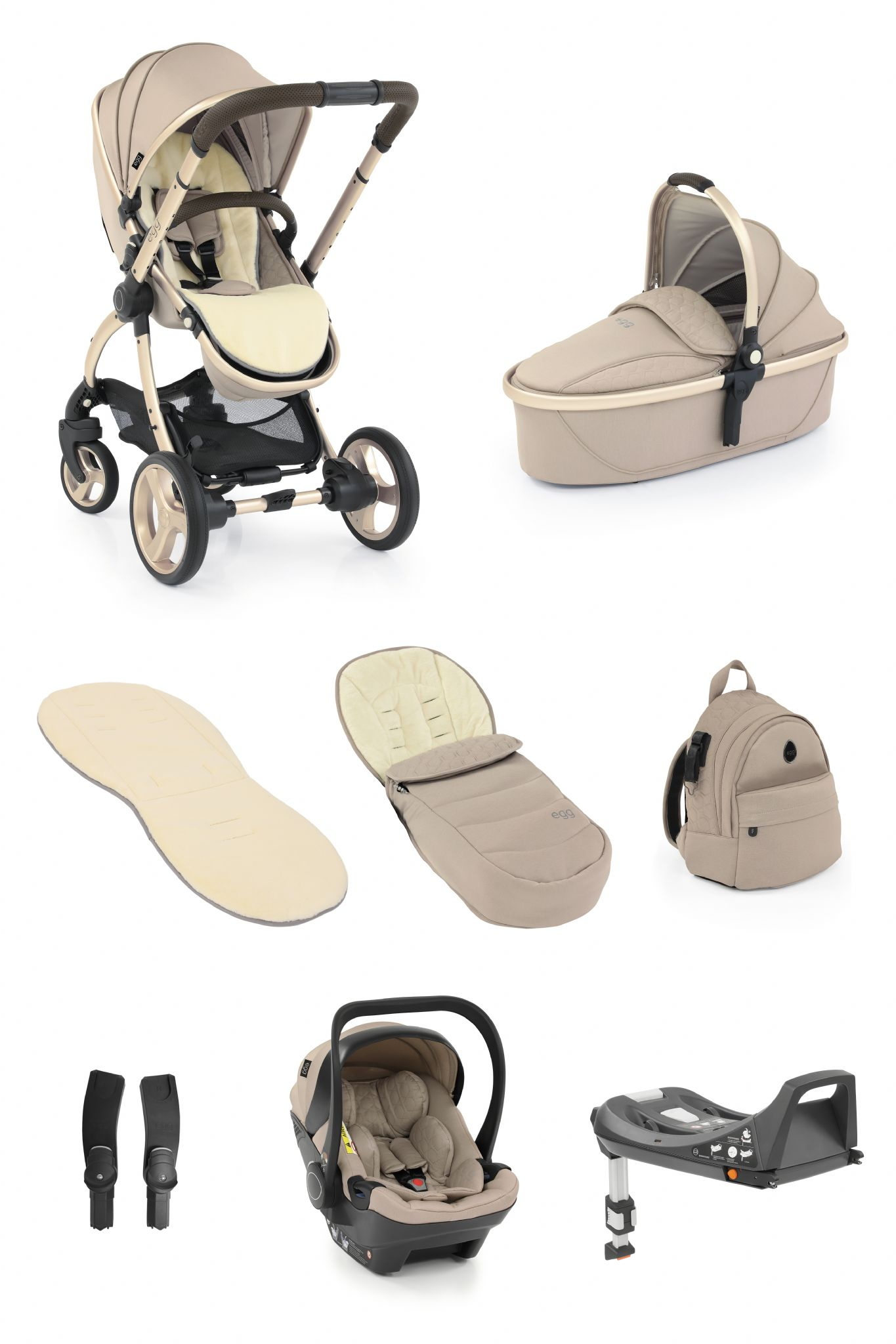 Travel Systems, Prams & Pushchairs