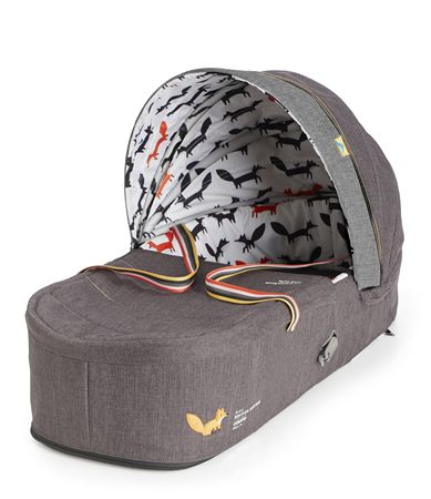 Woosh XL Carrycot Mister Fox