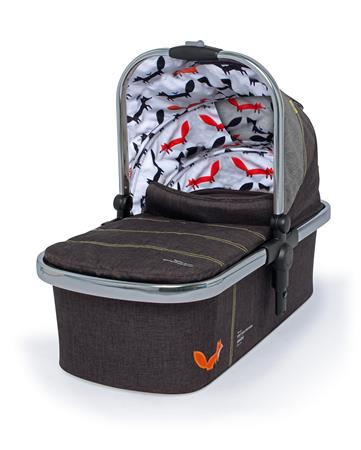 WOW XL Carrycot Mister Fox