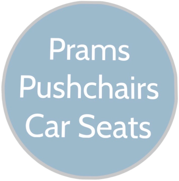 Prams, Pushchairs and Car Seats